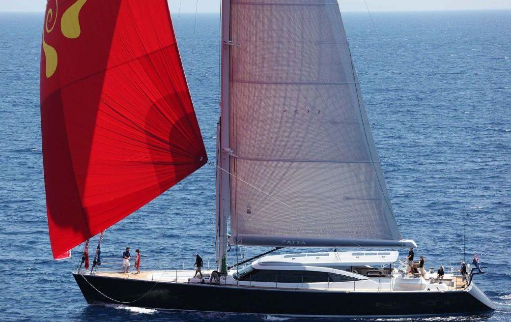 Piękny jacht w Czarnogórze, Chorwacji, Turcji i Grecji!