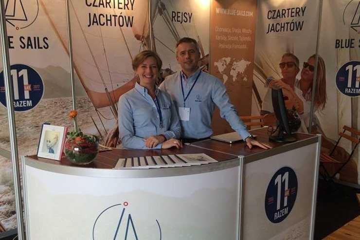 Targi żeglarskie Wiatr i Woda 2017 w Katowicach