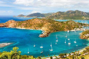 Zimowa promocja Air France – Karaiby