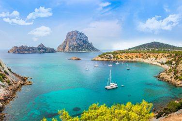 7 najpiękniejszych miejsc katamaranem w Europie