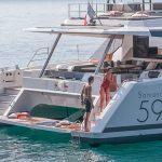 Luksusowy katamaran Samana 59